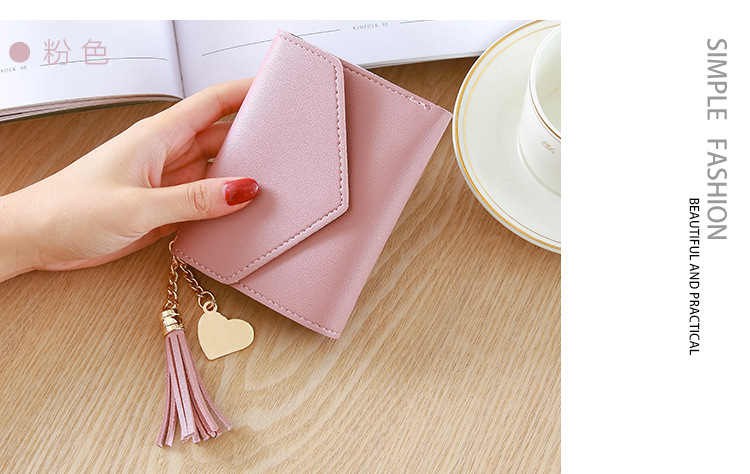 H8d1809ff31e94383a298151ff7f38524w - Wallet for Women Hasp Envelope Portwel Damski