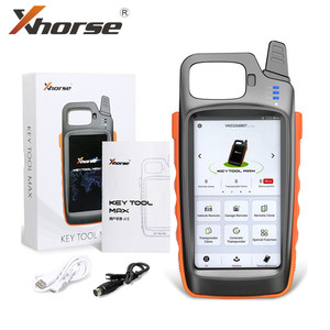 Image 1 - Xhorse VVDI KEY TOOL MAX Remote and Chip Generator Support 96bit 48 Clone Function