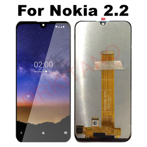 Image 2 - Dla Nokia 4.2 3.2 2.2 wyświetlacz LCD ekran dotykowy Digitizer zgromadzenie TA 1154 TA 1156 TA 1159 TA 1164 dla Nokia 2.2 ekran LCD