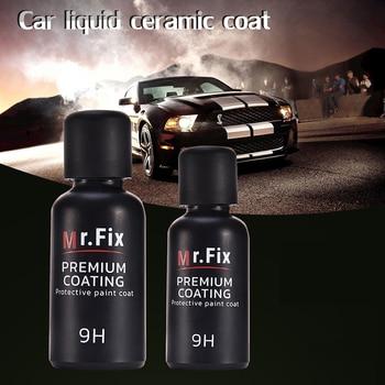 Car Paint Care Liquid Anti-scratch Super Hydrophobic 9H Car Liquid Glass Ceramic Car Coating Waterproof Nano Ceramics 1