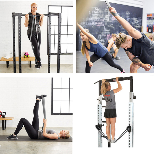 Resistance Band Exercise Crossfit Elastic  5