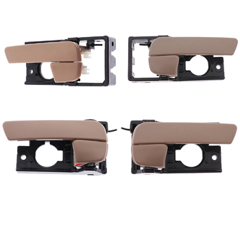 Front Rear Left Right Inner Interior Door Handle For KIA Rio Sedan/ Rio5 2006 2007 2008 2009 2010 2011 Auto Inside Handles New image