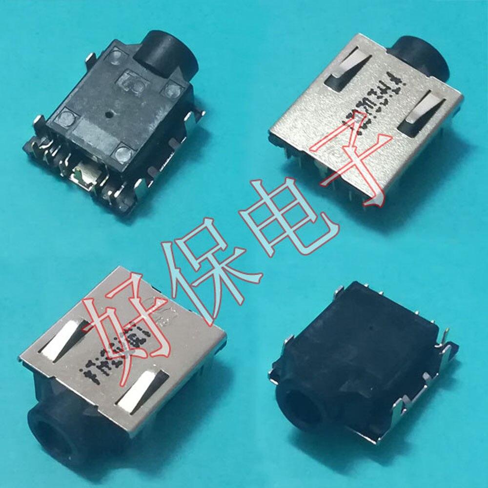 Laptop Audio Jack Headphone Jack For HP Pavilion G4 G6 G7 G7-1000 G7-1100 G7-1200 6360B G4-1000 G4-1100 G4-1200 Connector 3.5mm