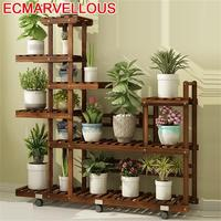 Wood Repisa Mueble Para Plantas Rak Bunga Wooden Shelves For Balcony Flower Shelf Stojak Na Kwiaty Dekoration Rack Plant Stand|Plant Shelves|Furniture -