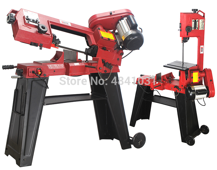 4x6Horizontal/Vertical Metal Cutting Band Saw Metal band saw woodworking sawing machine/4 in. x 6 in.GFW5012
