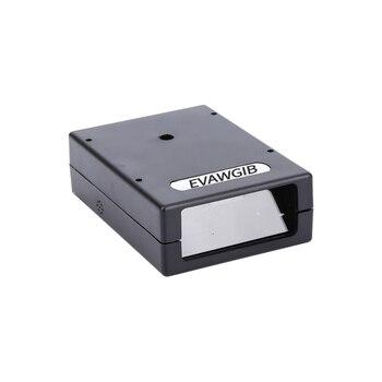 Módulo de escáner lector de código de barras mini integrado Engine1D CCD con interfaz USB TTL RS232 para máquina expendedora de equipos de quiosco