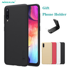 For Samsung Galaxy A51 A71 A21S A50 A50S A30S A40 A60 A70 Case Nillkin Frosted Shield Hard PC Back Cover For Samsung A51 Case