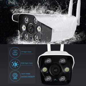 Image 3 - EWeLink cámara IP inteligente IOT, impermeable, audio bidireccional, HD 1080P, intercomunicador, visión nocturna, LED