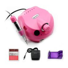 Professional 30W Electric Nail Drill Machine Polisher Manicure Equipment Pedicure Files Tool Art