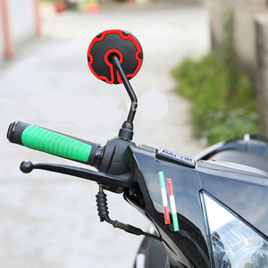 Image 5 - Universal Motorrad Zubehör Motorrad Rückspiegel 10mm Geändert Für Honda CB400SF CBR650R CB650R CB125R CBR900RR
