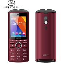 SERVO R25 Bluetooth música teclado ruso banco de energía para teléfono móvil teléfono celular música altavoz multifunción teléfonos