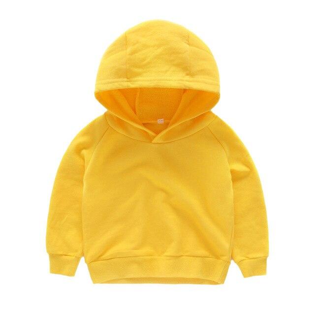 Kids Hoodies for Girls Children's Sweatshirt Child  Sportswear 2