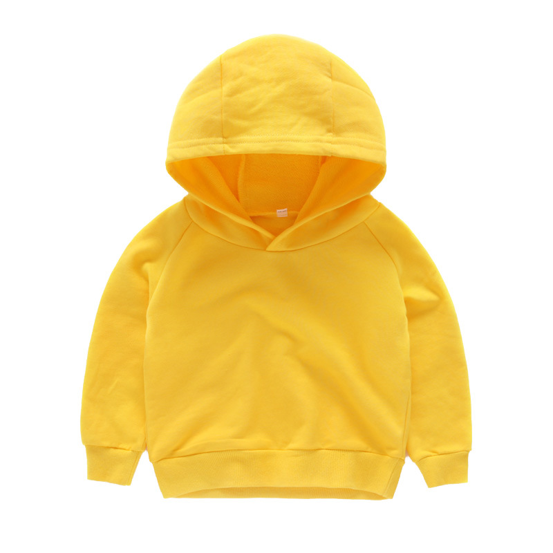 Kids Hoodies Clothing Sportswear Toddler Girls Children's Cotton for Boys Baby