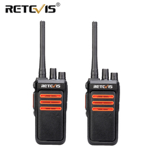 2pcs Retevis RT76 Handy Walkie Talkie  5W GMRS lic