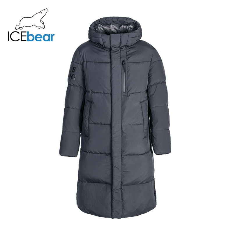 ICEbear 2019 New Mens Clothing High Quality Winter Jacket Brand Apparel MWD19803I