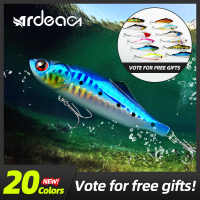 Ardea 30g VIB Jig wobbler metal baits Fishing Lure vib Hard Bait jigging lure crankbait Bass Perch Lure ice Winter fishing bait