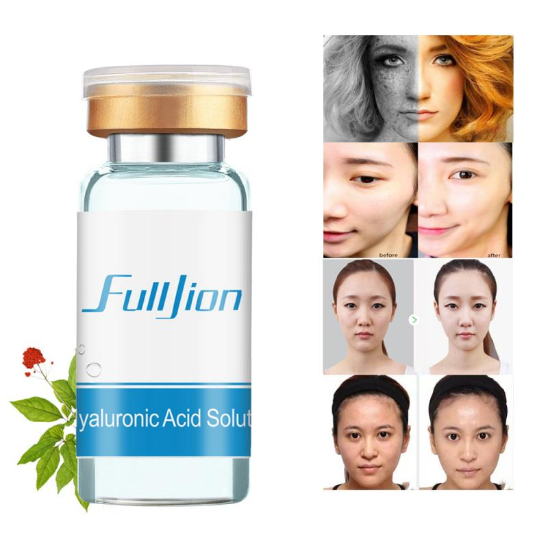 FULLJION 10ML Hyaluronic Acid Injection Face Serum Liquid Moisturizing Anti Aging Facial Skin Care TSLM1