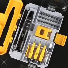 43 in 1 disassemble screwdriver combination set Multifunction screwdriver Apple mobile phone digital repair tool стоимость