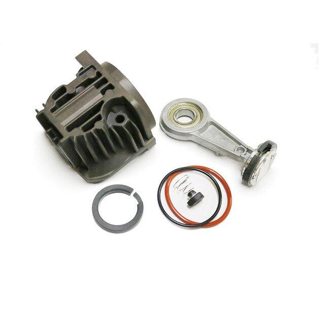 Hava süspansiyon hava kompresörü pompa silindiri kafa yüzük tamir takımları için BMW X5 E53 Audi A6 Q7 Range Rover L322