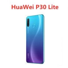 Смартфон HuaWei P30 Lite, 4G LTE, NFC, 6,15 дюйма, 4 + 128 ГБ, 710 МП