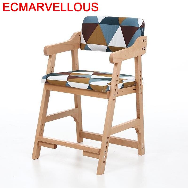 Learning Tower Kinder Stoel Mueble Meuble Dinette Kids Chaise Enfant Baby Furniture Adjustable Cadeira Infantil Children Chair