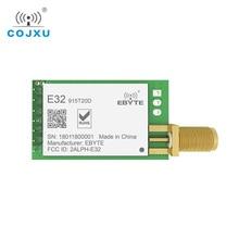 LoRa 915MHz SX1276 rf TCXO E32 915T20D alıcı kablosuz modülü ebyte uzun menzilli iot UART 915 Mhz rf verici alıcı