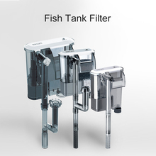 Фильтр для аквариума внешний подвесной фильтр водяные насосы для аквариума водопад производитель Кислородная установка машина супер аквариумные аксессуары