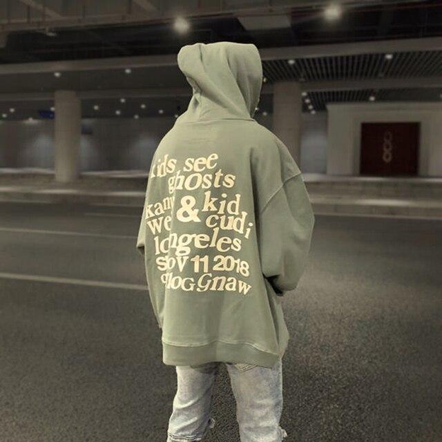 Pullover Fleece Hoodies Kendall Jenner Print Sweatshirt Stranger Things Foaming Printing Hoodies Streetwear Women 3