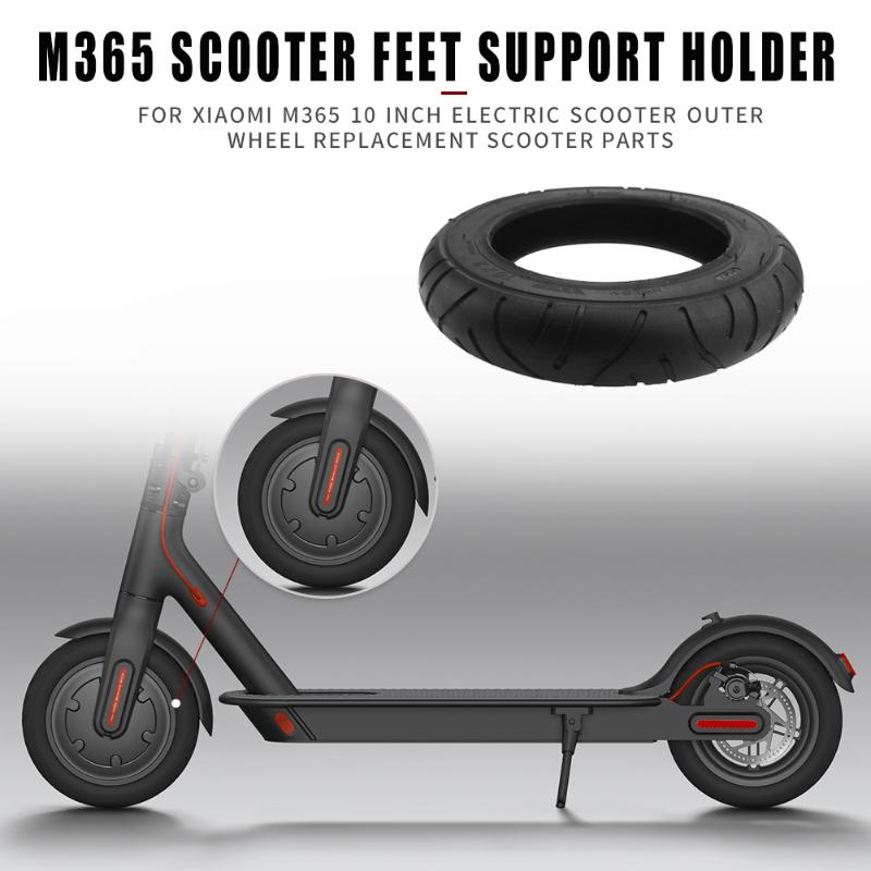 10 inch Electric Scooter Outer Wheel Replacement Elaborate Manufacture Prolonged Durable Scooter Parts for Xiaomi M365
