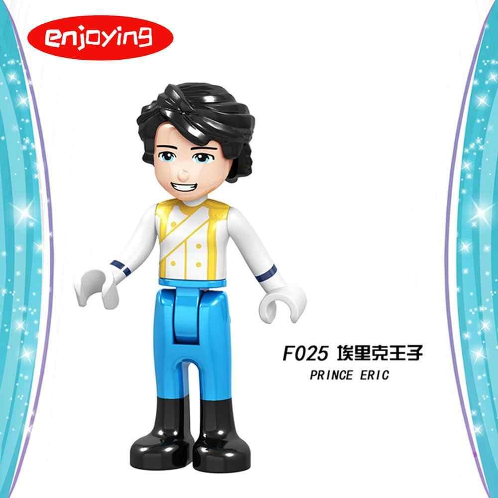 Cô Gái Series Công Chúa Nhân Vật Cô Bé Lọ Lem Nàng Tiên Cá Xây Dựng Mô Hình Khối Tương Thích Với Legoing Bạn Gạch Đồ Chơi Cho Trẻ Em