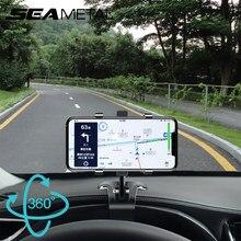 360 graus multi ângulo de rotação titular do telefone do carro universal carro smartphones stands rack do telefone móvel gps suporte montagem para iphone