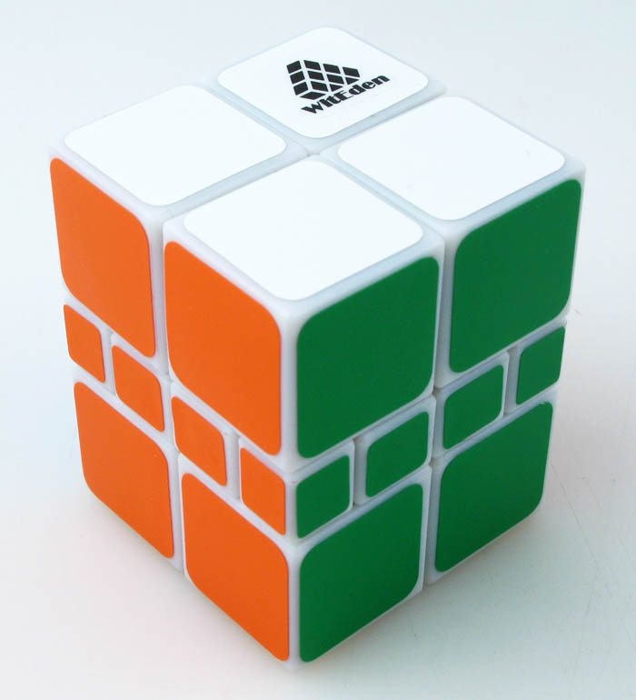 Image 3 - MF8 Crazy 3x3x3 wormhole Magic Cube WitEden Super 3x3x2 2x3x4 3x3x2 3x3x7 3x3x8 speed cube Educational Cubo magico Toys as giftmf8 crazymagic cube stickerlessmagic cube -