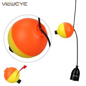 Image 5 - Vieweye 8 ir赤外線ランプ1000TVL 3.5インチカラー画面水中アイスビデオ釣りカメラキット視覚ビデオ魚ファインダーfishcam