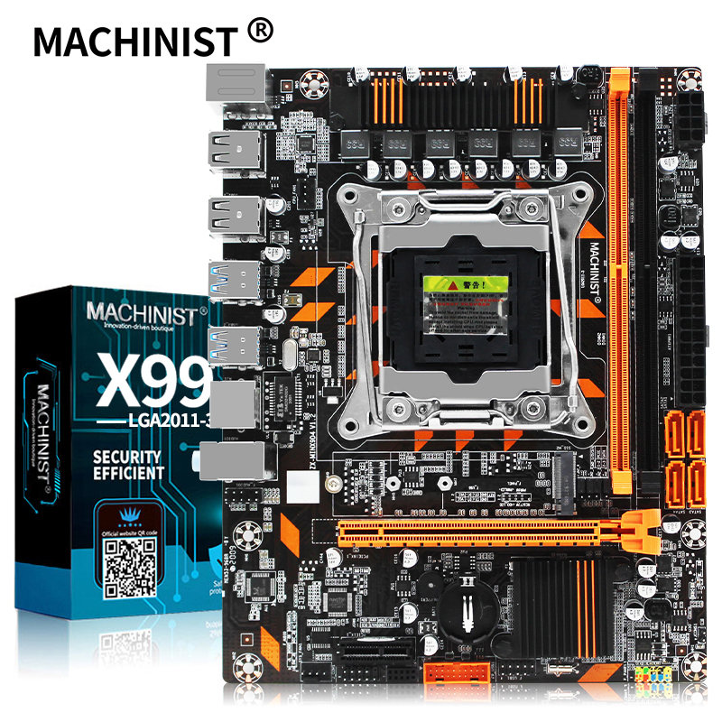 MACHINIST X99 LGA 2011 3 материнская плата поддержка DDR4 RAM памяти xeon E5 V3 и V4 процессор M.2 NVME USB3.0 SATA3.0 слот материнская плата|Материнские платы|   | АлиЭкспресс