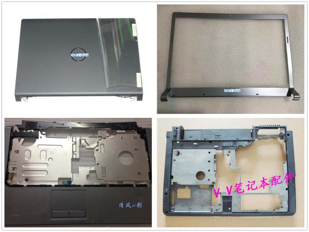 New Cover For DELL STUDIO 1535 1536 1537 LCD Screen Top Back/Front Bezel/Palmrest Upper Touchpad/Bottom/Hard Disk Memory Case