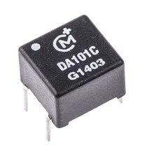1 חתיכה DA101C חדש דיגיטלי קואקסיאלי בידוד שנאי 192K שדרוג החלפת PE65612 DV709