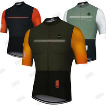 Cycling Jersey For Men Summer Short Sleeve Bike Jersey MTB Bicycle Shirt Road Racing Top Ropa Ciclismo Riding Cycling Clothing