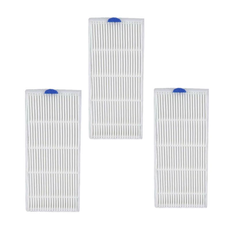 Robot Vacuum Cleaner Filters HEPA Filter for Dibea d900 D960 robot Vacuum Cleaner Parts Accessories(China)