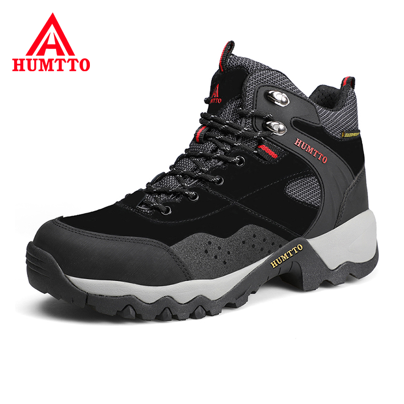 Hot Sale Winter High-top Casual Shoes Men Soft Non-slip Light Outdoor Sneakers New Genuine Leather Brand Lace-up Mens Shoes