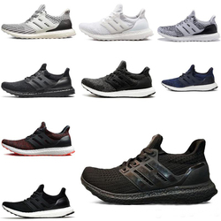 High Quality Ultraboost 3.0 4.0 Uncaged Running Shoes Men Women Ultra 3.0 III Primeknit Runs White Black Athletic Shoes