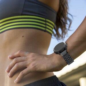 Image 5 - 26 22 20 mm libération rapide facile ajustement acier inoxydable montre bracelet bracelet pour Garmin Fenix 6 6X 5 5X 5s 3HR D2 Mk1 montre intelligente
