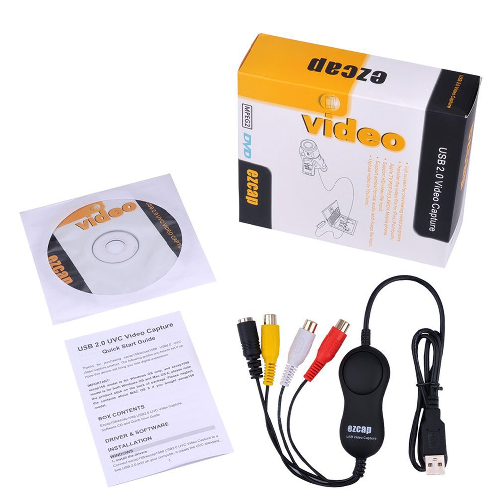 Uvc Video Capture Card Free Collection Medical Collection WL-158 USB2.0