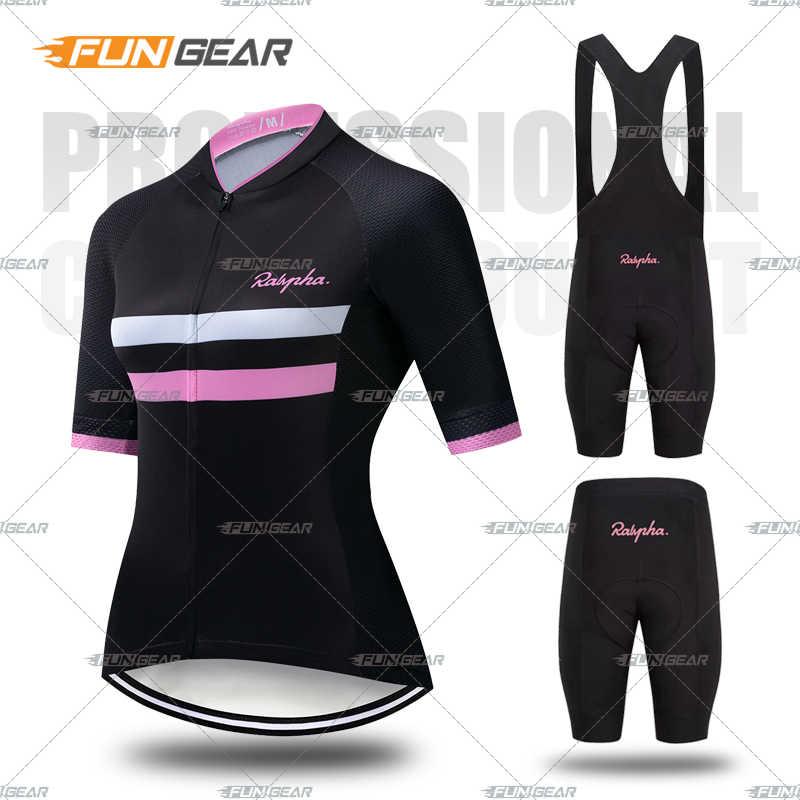 ליידי רכיבה על אופניים ג 'רזי קצר שרוול להגדיר רכיבה נשים בגדי אופנה פנאי שמלת אופני מחזור חולצת ליידי לנשימה מהיר יבש