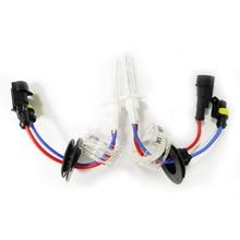 цена на 12V 75W Single Xenon Headlight Bulb H1 H3 H7 H8/H9/H11 H10/9005 9006 880/881/H27 Auto Headlight Lamp 3000k 4300k  6000k 8000K