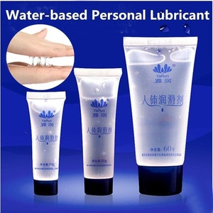 13 60 120g Sex Water-Soluble Based Lubes Sex Body Masturbating Lubricant Massage Lubricating Oil Lube Vagina channel lubrication
