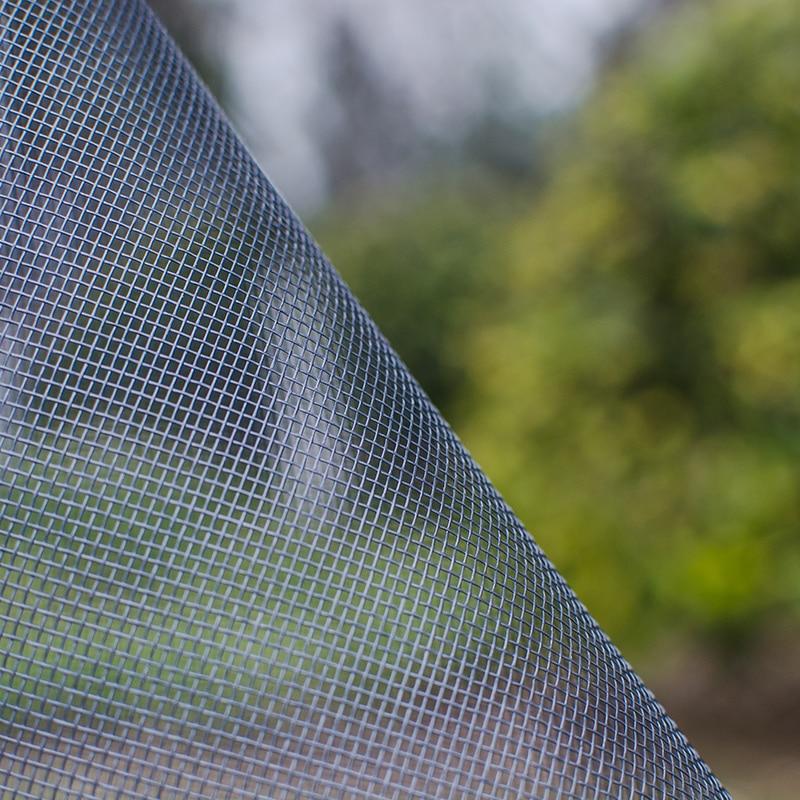 Indoor Insect Screen Window Netting Anti Mosquito Bug Room Curtain Mesh Customizable Polyester Screen DIY Custom Mesh Material 6