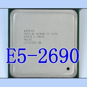 Image 5 - HUANANZHI deluxe X79 LGA2011 האם עם M.2 NVMe חריץ מעבד Xeon E5 2690 C2 2.9GHz עם למעבד רם 32G (4*8G) REG ECC