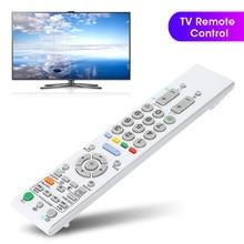 RM GD004W ABSสีขาวโทรทัศน์รีโมทคอนโทรลสำหรับSony LCD TV