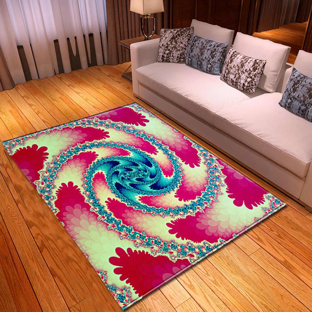 Living Room Pattern Children Bedroom