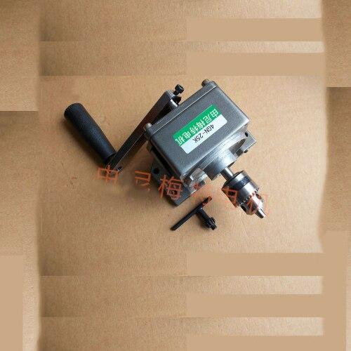 Gear Manual Tapping Machine, Handle, Chuck